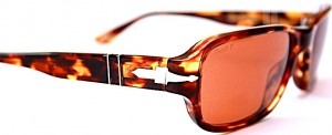 Persol Italian hand made designer frames at Designer Eyes opticians in Hertford